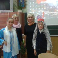 Інтегрований бінарний урок з історії та арабської мови