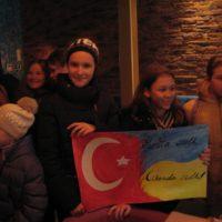 Відвідини турецького ресторану «Turkish House»