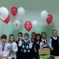 Уроки-вікторини з нагоди Дня проголошення Турецької Республіки