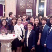 Прийом з нагоди 67-ї річниці створення КНР
