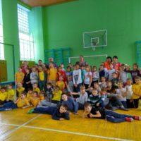 Спортивна перемога – подарунок до ювілею гімназії