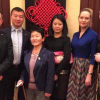 25-річчя дипломатичних відносин між Україною і Китаєм