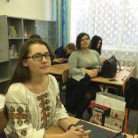 Конкурсі-захист робіт МАН «Дослідник» на секції літературної творчості