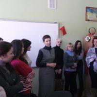 Навчально-методичний семінар у гімназії