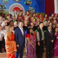 Візит Надзвичайного та Повноважного Посла Республіки Індія в Україні Його Високоповажності пана Маноджа Кумара Бхарти