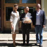 День Японії в Київській гімназії східних мов №1