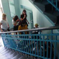Навчальна евакуація