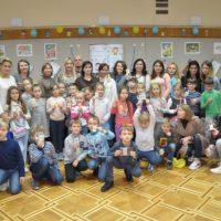Родинне дозвілля 2-В класу у Національному музеї літератури України