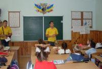 Працівники «Київгаз» провели заняття із здобувачами освіти 3-В класу