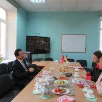 Освітня делегація університету міста Чанчунь