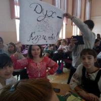 День гідності та свободи у Київській гімназії східних мов №1