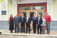 Делегація на чолі з президентом Лімінського професійного університету