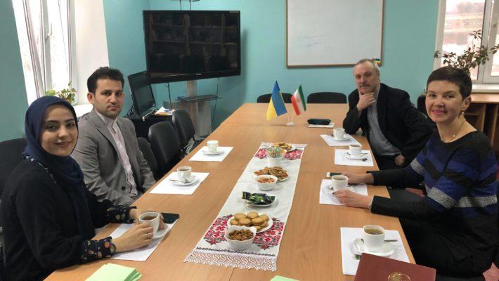 Ірано-українсьська співпраця