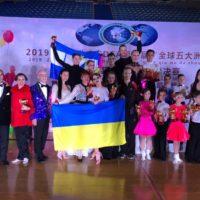 Чемпіонат світу зі спортивних танців у Пекіні