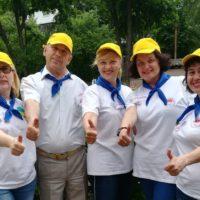 Спортивна гра «Патріот» за участю профспілки КГСМ №1