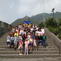 П'ятий сезон мовного табору в Китаї розпочато