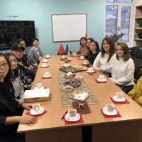 Візит представників Цзілінського університету КНР