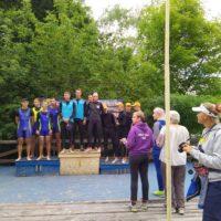 Відкритий чемпіонат з академічного веслування серед молоді