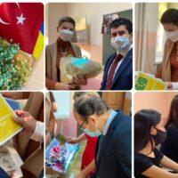 Зустріч із радником Посольства Туреччини та т.в.о. директора Інституту ім. Юнуса Емре