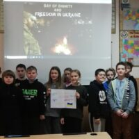 День Гідності та Свободи у 6-А класі