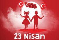 День дітей та Національного суверенітету святкуємо разом із турецькими друзями