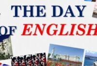 День англійської мови