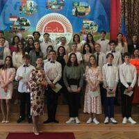 Свято випускників дев'ятих класів