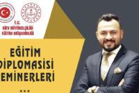 Участь педагогів та учнів в онлайн-семінарі від Посольства Турецької Республіки